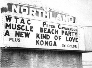 Northland DI attraction board