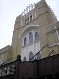 facade looking up