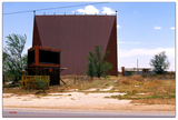 Rustic Drive-IN...Brownfield Texas