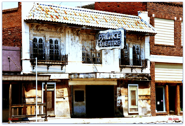Palace© Theatre...Cisco Texas