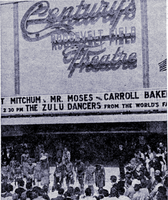 AMC Roosevelt Field 8
