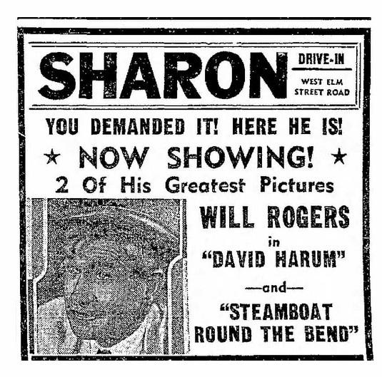Sharon Drive-In