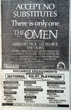 National Theatre newspaper ad