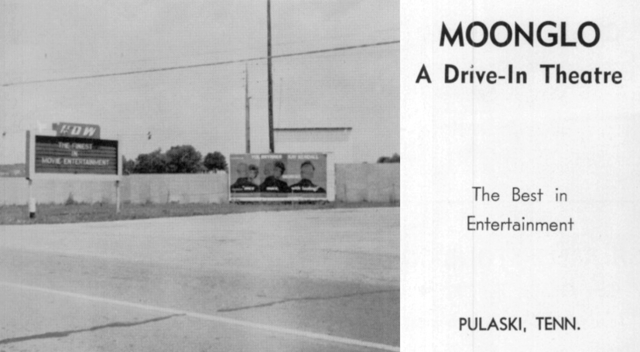 Moonglo Drive-In