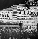 ALL ABOUT EVE opens at NYC ROXY 1950