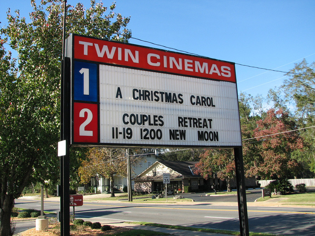 Marianna Twin Cinemas