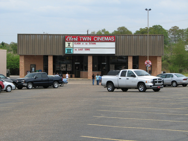 Clark Twin Cinemas