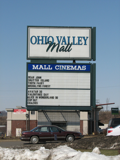 AMC Classic Ohio Valley Mall 11