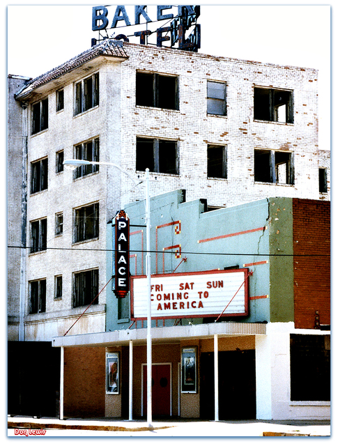 Palace© Theater..Colorado City TX