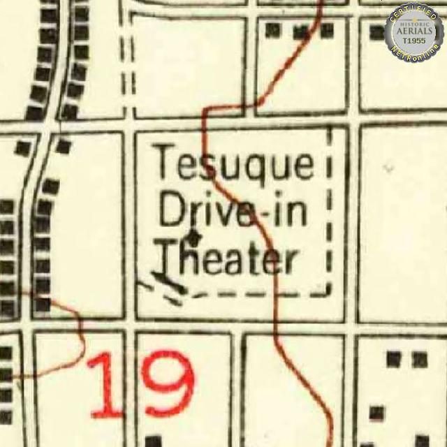 Tesuque Drive-In