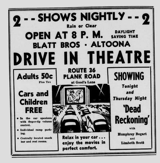 Altoona Drive-In