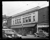 "Far right, ""Modern Times"" at the Nuluna Theatre 1936, photo courtesy John Zavinski."