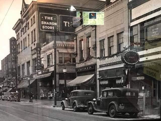 Circa 1935 photo courtesy Jim Bartholomew.