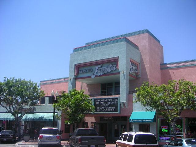 Teatro Fiesta