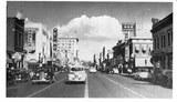 Circa 1940 image courtesy Route 66 Postcards.