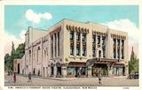 Circa 1920 image courtesy Route 66 Postcards.