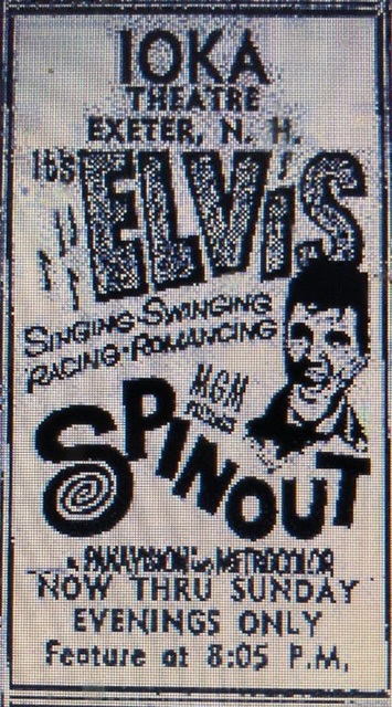 June 1967 Advertisement from 'The Portsmouth Herald'