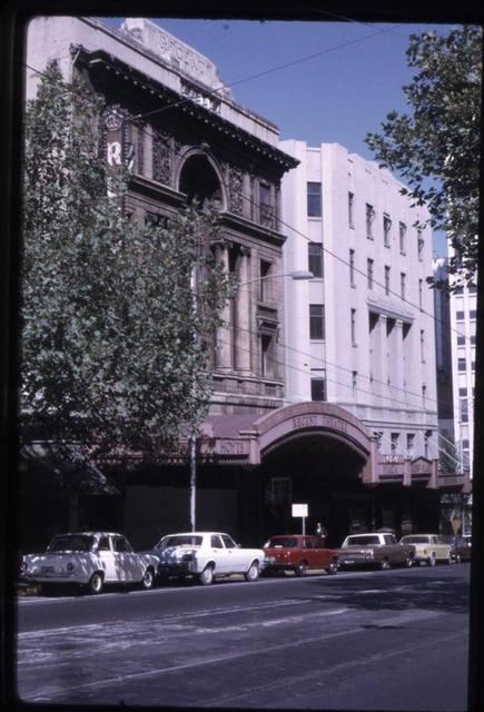 Circa 1973 photo credit Melbourne History Workshops.