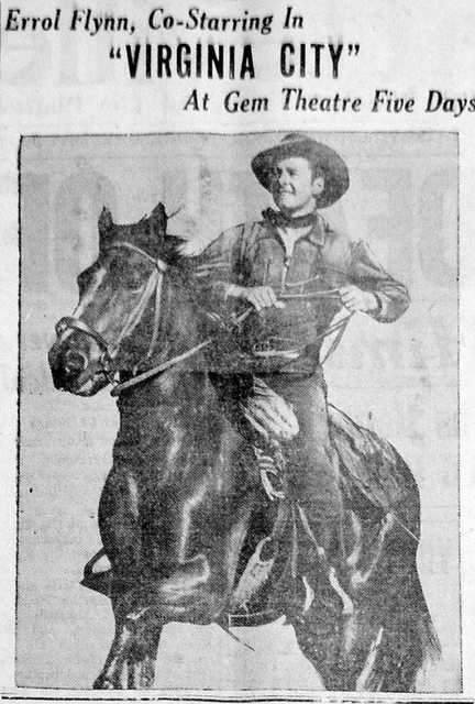 1940 print ad credit The Platteville Journal.