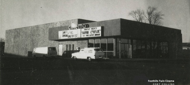 Foothills Twin Cinema