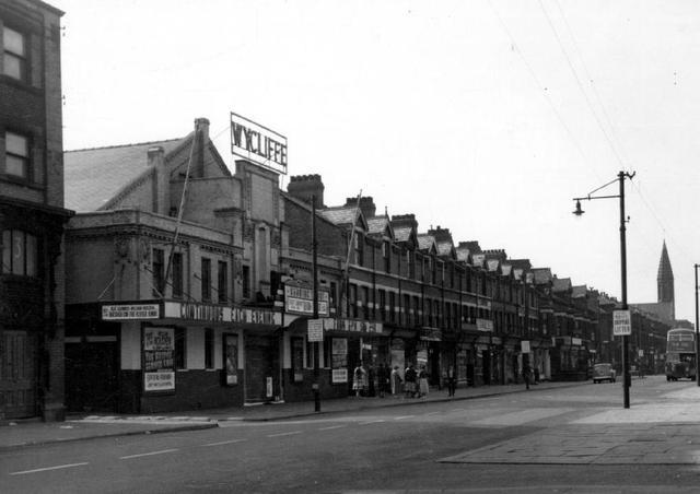 Wycliffe Moss Side