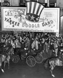 """1942 premiere of """"Yankee Doodle Dandy"""", via Erica Ruby."""
