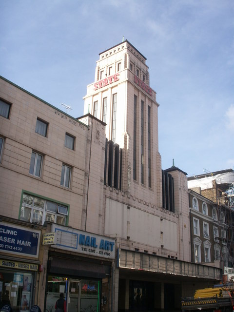 Gaumont State Kilburn in November 2008