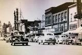 Circa 1940 photo courtesy Vintage Bend Facebook page.