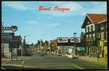 Early `60s postcard courtesy Vintage Bend Facebook page.