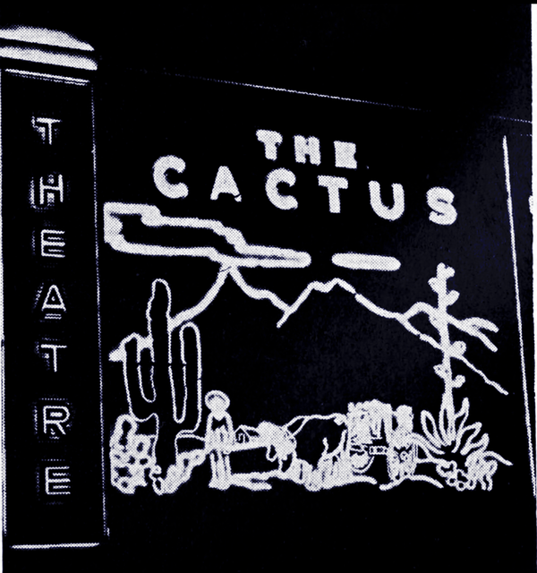 Cactus Drive-In