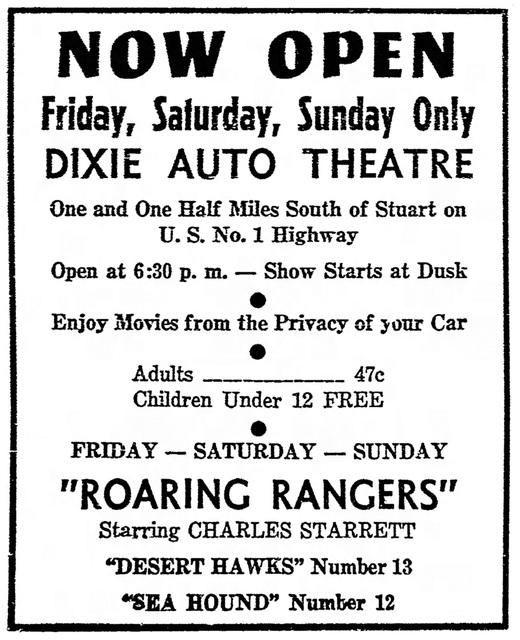 Dixie Auto Theatre