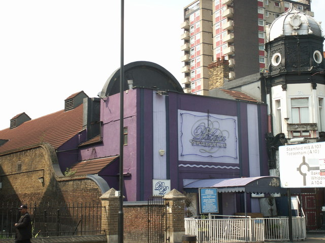 Kenning Hall Cinema