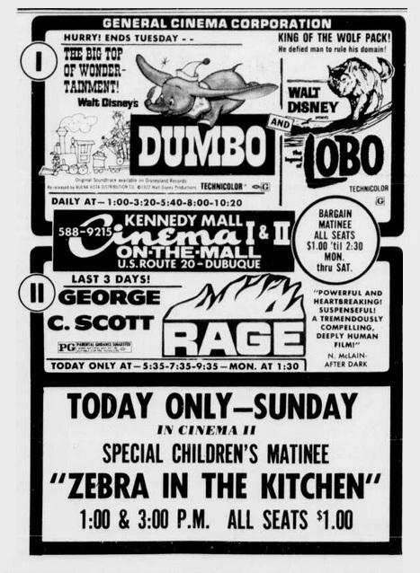 Kennedy Mall Cinema 1 & 2