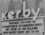 """[""""Kerby Theatre""""]"""
