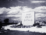 Miles' West Broad Drive-In