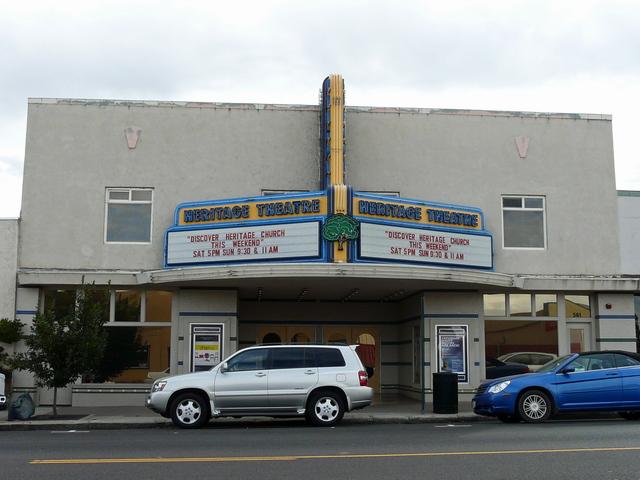 Lincoln Heritage Theatre