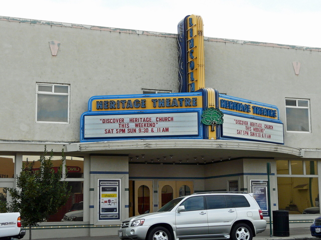 Lincoln Heritage Theatre