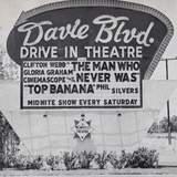 Davie Blvd Drive-In 1956