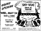 Skyvue Drive-In