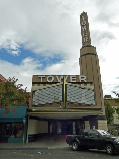 Tower Theatre Marysville CA