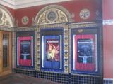 Castro Theatre SF Poster Cases
