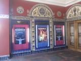 Left Outside Castro Theatre Poster Cases  'Rocketman'