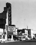 Butte Theatre exterior