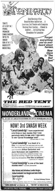 Wonderland 4 Cinema