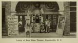 "[""The Dixie Theatre in 1917""]"