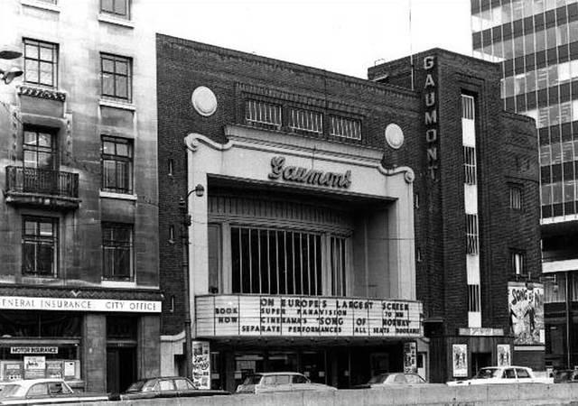Gaumont Theatre Birmingham