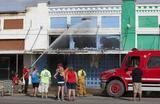 August 2014 fire photo credit Rusty Schramm/Telegram.