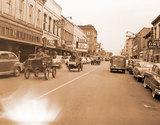 Mack & Lark Theaters, August 11, 1949 photo credit Vintage News-Register.