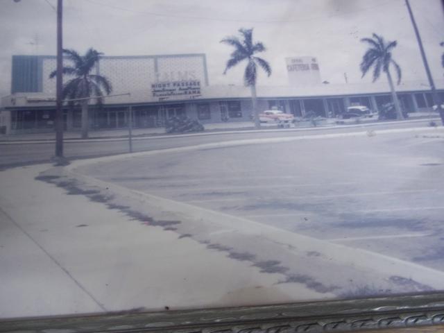 Palms Theatre in Homestead, Florida