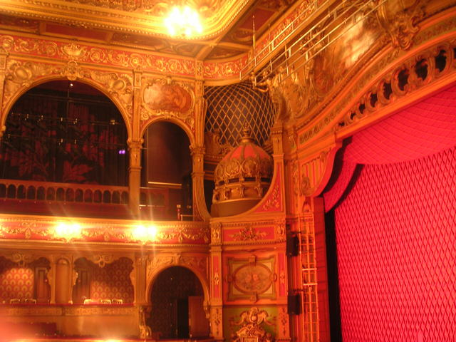 Hackney Empire Theatre